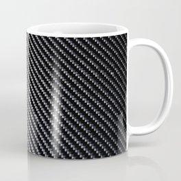 Carbon Fiber texture Coffee Mug