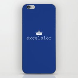 RAVEN CYCLE – excelsior iPhone Skin