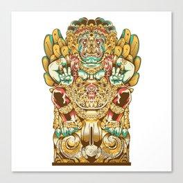 Jatayu Canvas Print