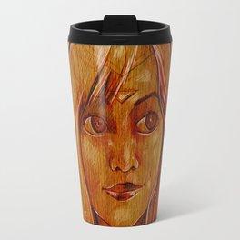 The Amber Queen Travel Mug