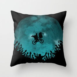 Original ending  Throw Pillow