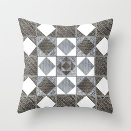 variation isn't the same Throw Pillow