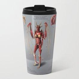 Lilith Anatomy Study Travel Mug