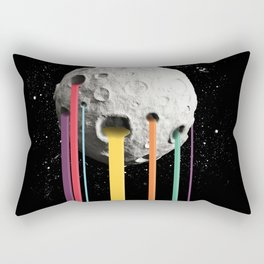 RainbowMoon Rectangular Pillow