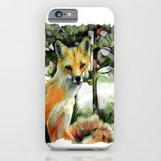 P.E.I. Red Fox Slim Case iPhone 6s