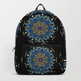 Tardis Mandala Backpack