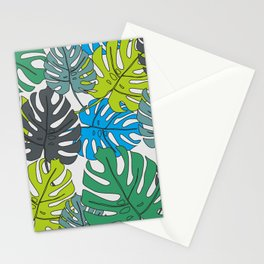 Tropical colours #large scale Stationery Cards