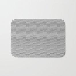 Serene Minimal Design in Dove Grey Bath Mat