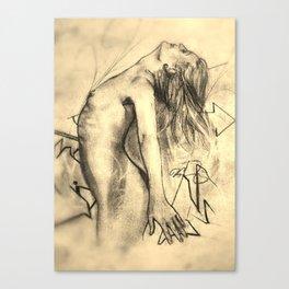 Breathe Canvas Print