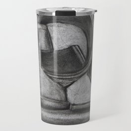 Empty Drink Travel Mug