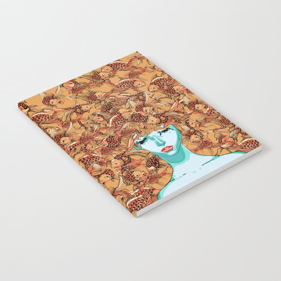 Head up, love Notebook