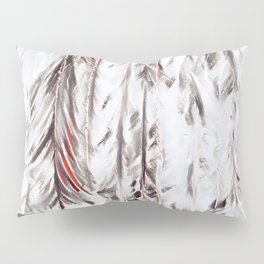 Red Forest Pillow Sham