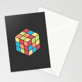 #68 Rubix Cube Stationery Cards
