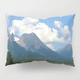 Kathlyn Lake and Hudson Bay Mountain Pillow Sham