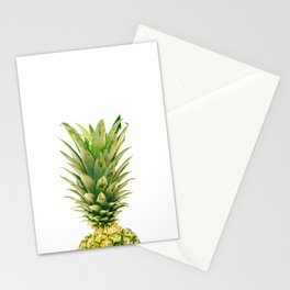 The Pineapple (Color) Stationery Cards