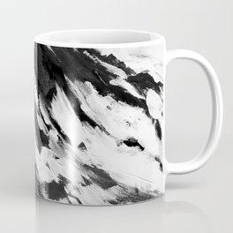 MOUNTAIN TOPS, peaks, snow Coffee Mug
