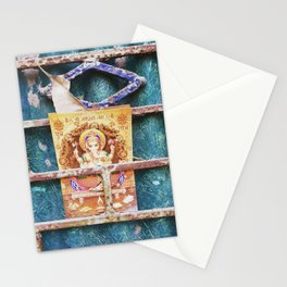 Ganesha in Kolkata India Stationery Cards