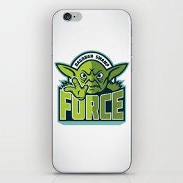 Dagobah Swamp Force iPhone Skin