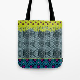 Skin Medallion  Tote Bag