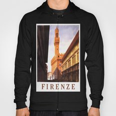 Firenze - Florence Italy Vintage Travel Hoody