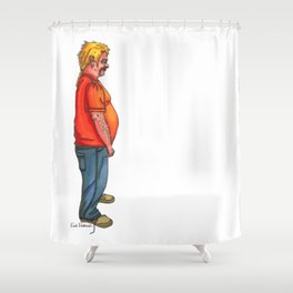 Tito Shower Curtain