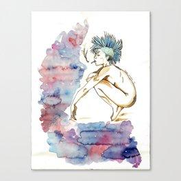 Punky Canvas Print