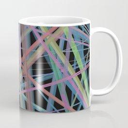 Geometric Diamond Light Prism Coffee Mug