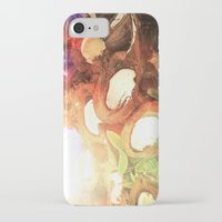 coconut wishes iPhone & iPod Cases featuring COCONUT by Laura James Cook