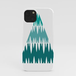 Accordian Christmas iPhone Case