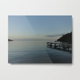 Solace Metal Print