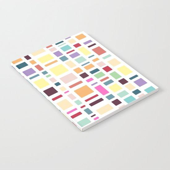 seventeen (light) Notebook