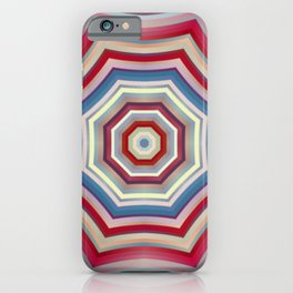 Blissful Medalion 2 iPhone Case