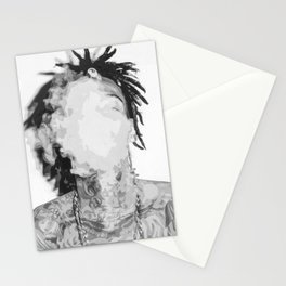 Wiz Khalifa Stationery Cards