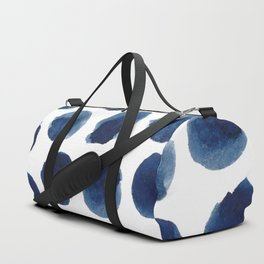 Watercolor polka dots Duffle Bag