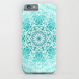 Mehndi Ethnic Style G344 iPhone Case