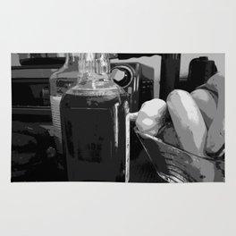 Kitchen Clutter Rug
