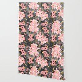Night Meadow Wallpaper