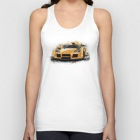 apollo Tank Tops featuring Apollo Gumpert by an.artwrok