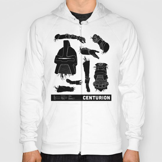 Decommissioned: Centurion  Hoody