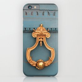 Opportunity Knocks iPhone Case