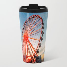Sunset in Maryland Travel Mug
