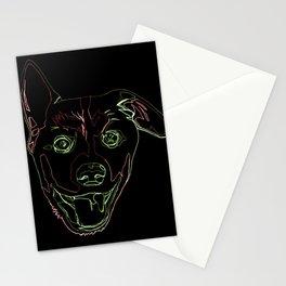Welsh Corgi Puppy Stationery Cards