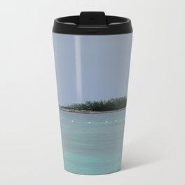 Bahamas Lighthouse Travel Mug