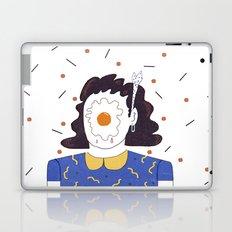 Fried Egg Laptop & iPad Skin