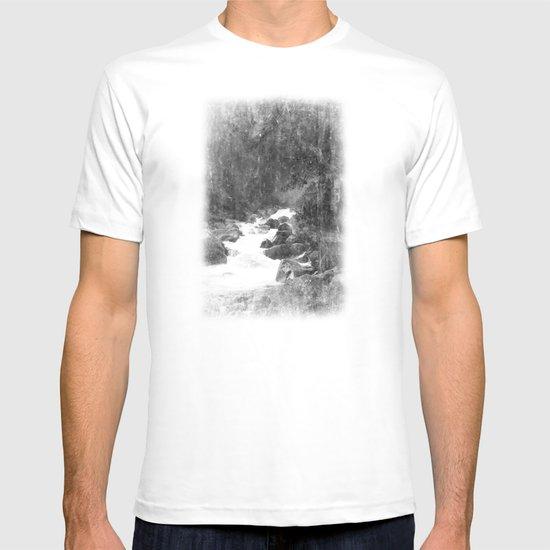 Whiteout Yosemite-2 T-shirt