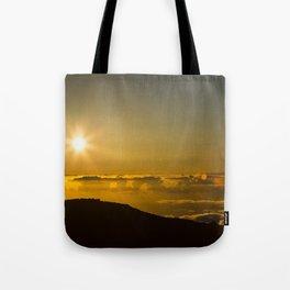 La Palma sunset Tote Bag