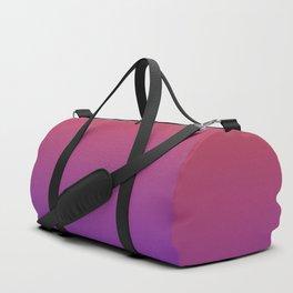 STEAM SCENE - Minimal Plain Soft Mood Color Blend Prints Duffle Bag