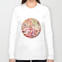 buddhism Long Sleeve T-shirts featuring Buddha   by LebensART