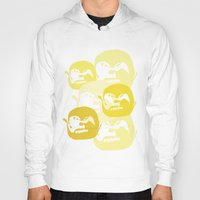 one line Hoodies featuring One line by Stefanmp