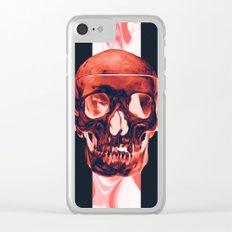 Dei Clear iPhone Case